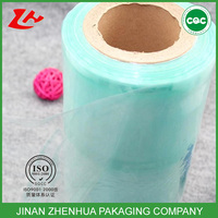 factory supply clear wrapping heat shrink film