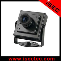 550TVL 3.6mm lens 0.1lux CCTV miniature camera