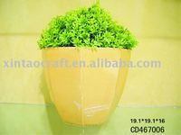 Simple Style Modern Design Porcelain Flower pots & Planters