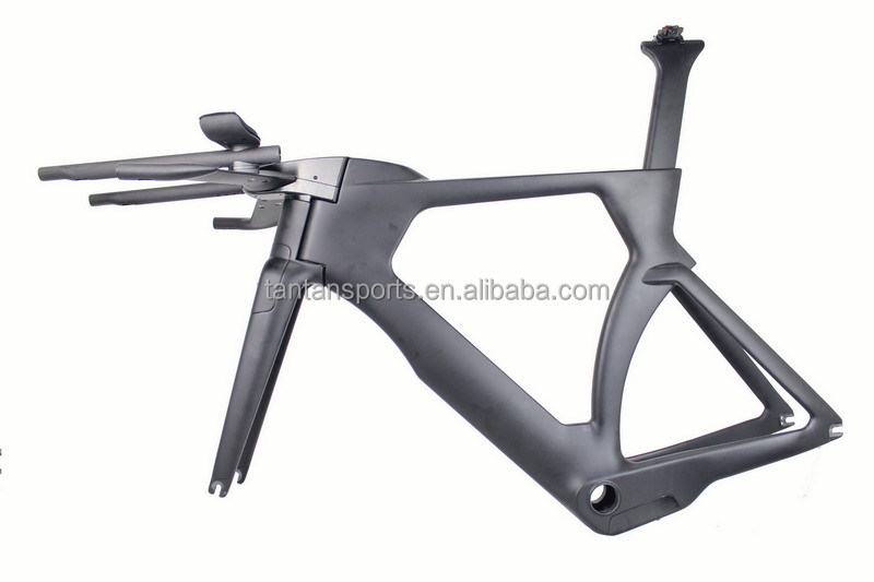 OEM Carbon triathlon bikes TT frame Carbon Time Trial Frame for TT bike