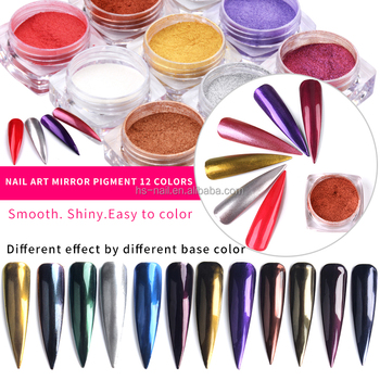 2016 competitive price mirror effect powder magic