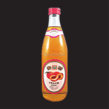 Concentrated fruit juice flavours peach syrup
