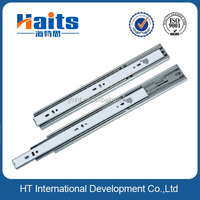 45 mm high quality push to open drawer slide heavy prefab drawers slide