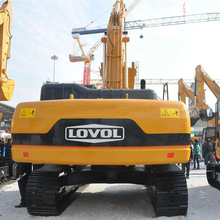 Heavy equipment china made excavator