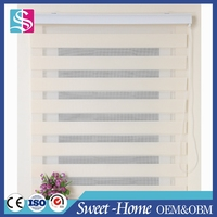 sheer double glazing vertical blinds, sheer view vertical roller blinds for bedroom decoration