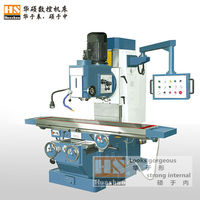 strong vertical milling machine / Strong bed milling machine/Large vertical milling machine