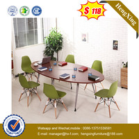 Foshan Shunde Furniture Modern Executive Luxury Conference Room Furniture(UL-MFC257)