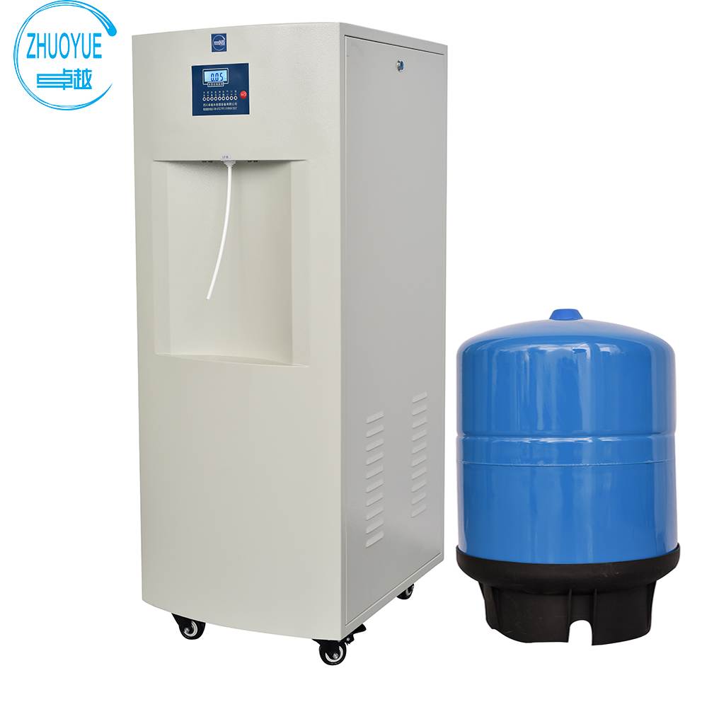 100L/H Lab/ laboratory/Analytical Aqua Water Purifier with Type II water TEST