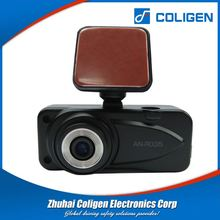 720P Dual Lens Car Camera Dvr Video Vehicle Moving Data Recorder