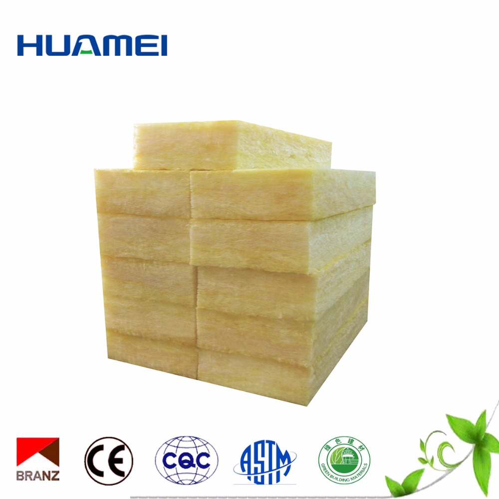 R-13 glass mineral wool insulation batts