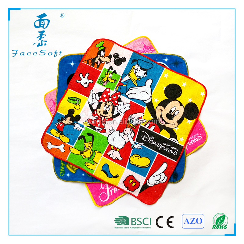 2017 custom manufacturer 100% cotton compressed magic towel compressed portable towel