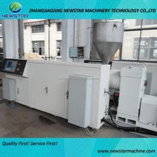 65mm extruder machine for making plastic granules or pipes