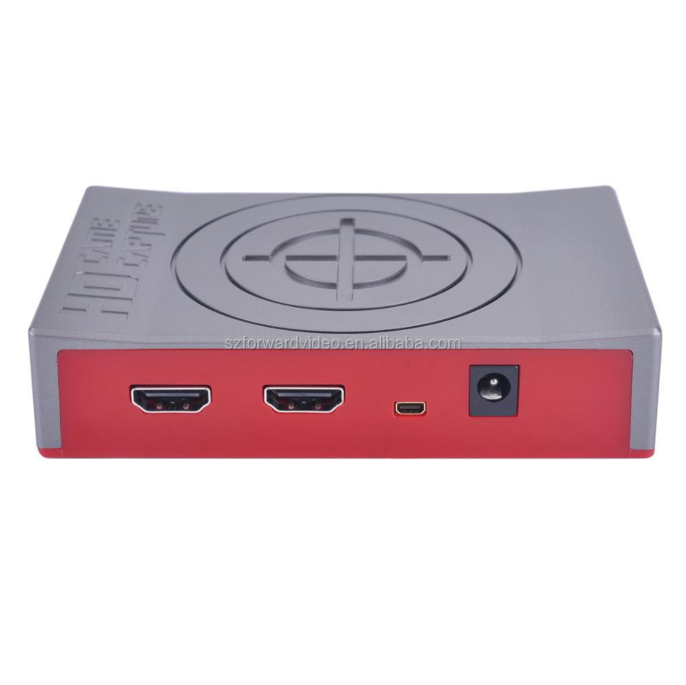 1080P HDMI video capture HD game capture ezcap280PD