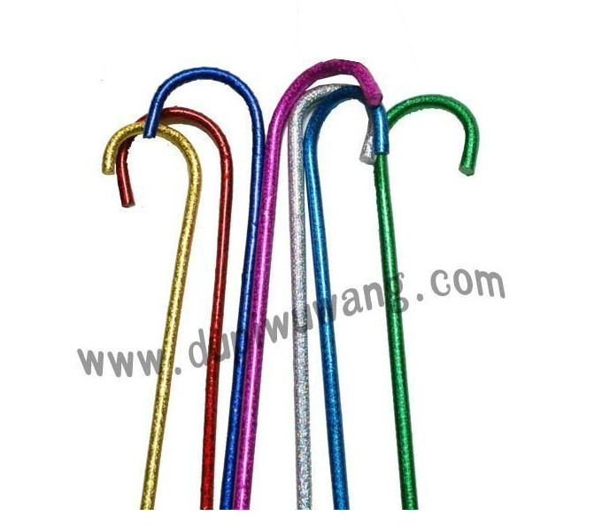 Colorful and Shinning Belly Dance Cane Sticks (D17-1)