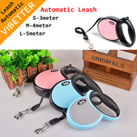 2016 hot selling retractable dog collar leash for promotion
