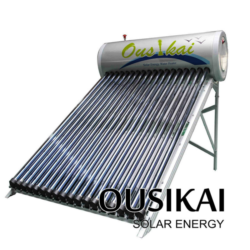 Intelligent China Pressurized Solar Water Heater Price Cheap