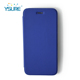 Clear transparent view case mobile phone PU cover for iphone 8