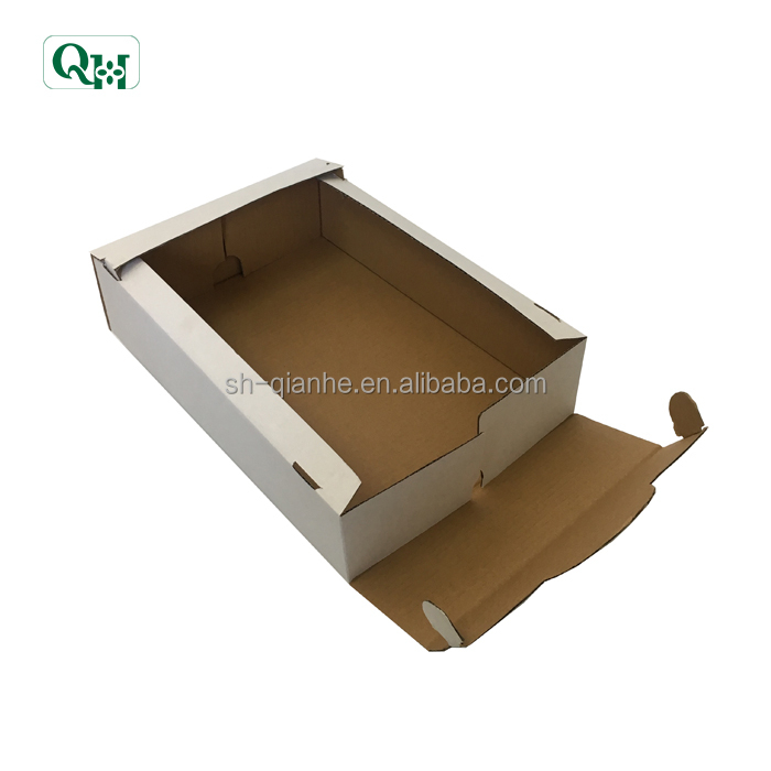 Wholesale custom corrugated box packaging all kinds of fruit