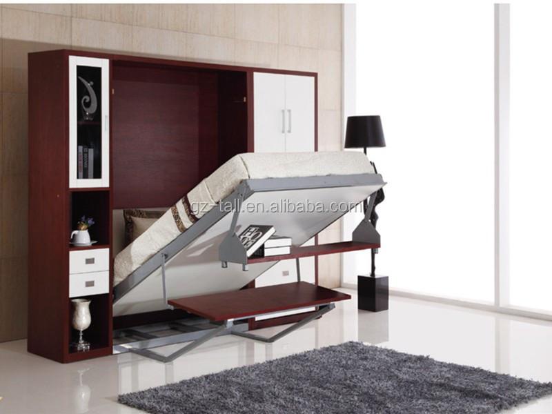 Alta calidad con estilo moderno Hideaway muebles para el hogar cama ...