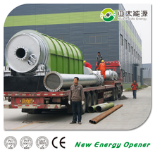 Customer loves tyre pyrolysis plant manufacturers from China