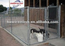 (15 years factory) dog run fence/ cheap dog kennels