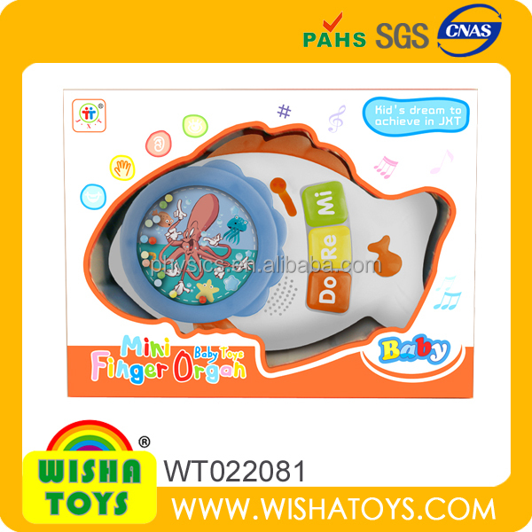 vtech baby's Sing and learning educational fish toy for kid