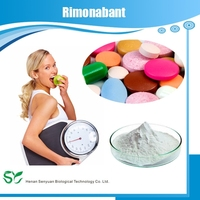 Supply High quality Lose weight material Rimonabant 168273-06-1