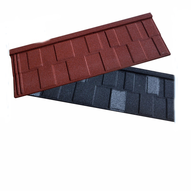 Manufacturer of Anti-Fade Stone Coated Metal Roofing Tile/Shingle Tile/Eco Safe Roof Tiles Sheet