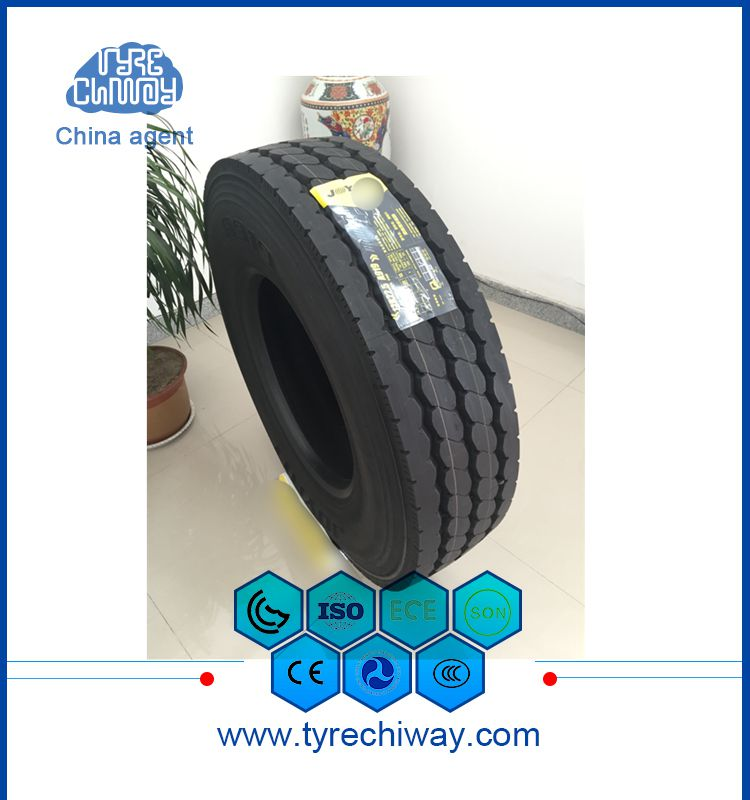 Factory supplier hot sale tubeless truck tyre with DOT approve