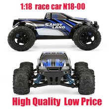 waterproof 1:18 best rc rock crawler 2.4g Cheap rc car 4wd rc short course truck for adults
