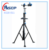 High quality hot sell black bicycle repair stand bicycle repair rack stand