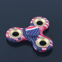 2017 New Finger Spinner Fidget Plastic EDC Hand Spinner For Autism and ADHD Anxiety Stress Relief Focus Toys Gift