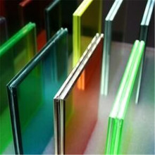 Cheap price customized size PVB or SGP 5+5 laminated glass