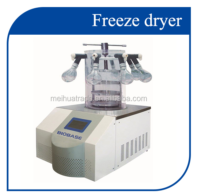 -55C Table Top Freezer Dryer with Cascade refrigeration technology