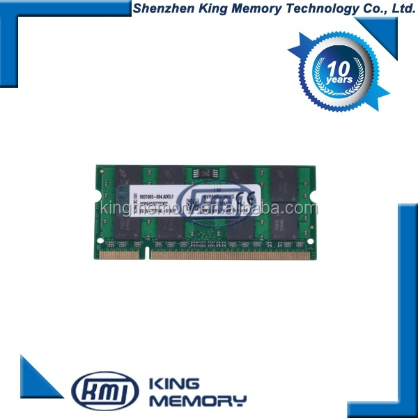 pc2700 ddr laptop memory 2gb 800 so dimm in bulk sale for laptop