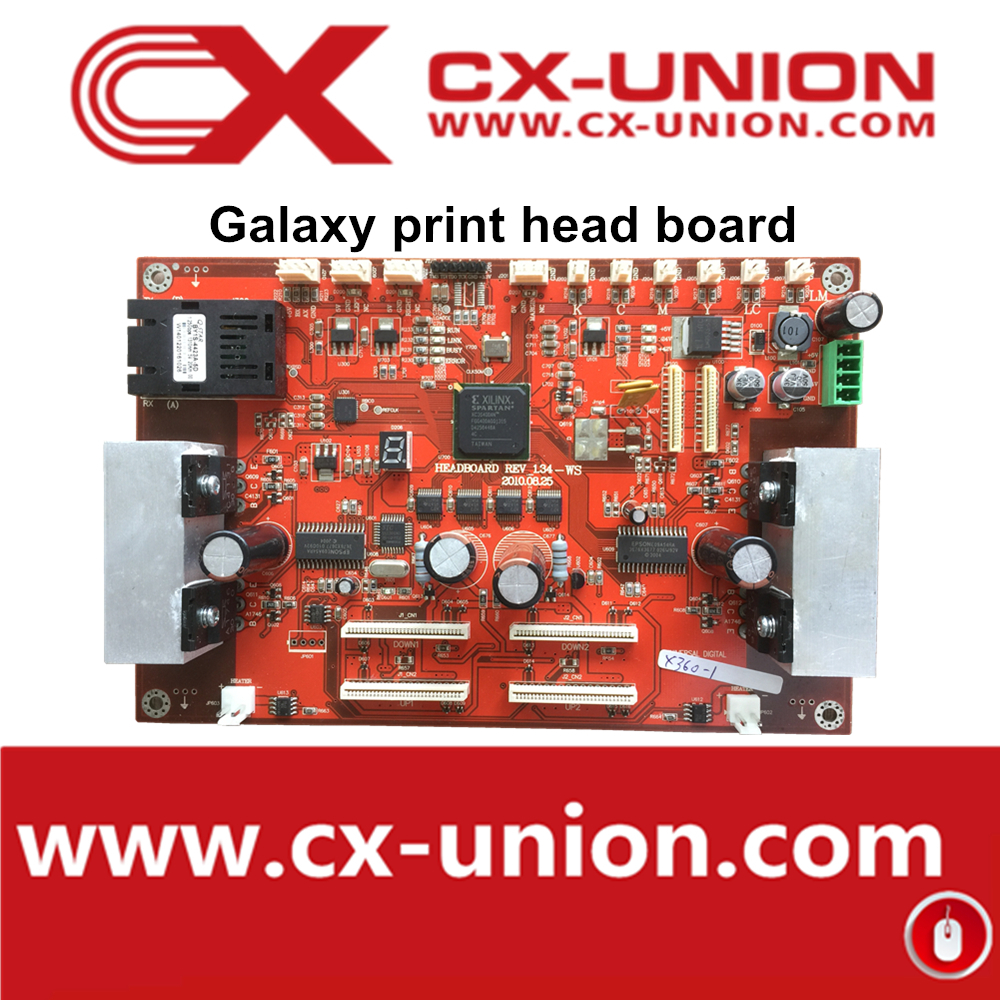 Mutoh/Roland printers spare parts dx5 printhead board on sale