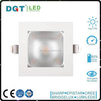 Dimmable/Non-dimmable 563LM 8W led downlight accessories