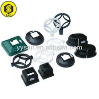 Injection moulding automotive plastic parts in any material