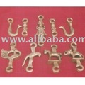 Brass Swing chain with doll