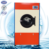 steam heated commercial tumble dryer laundry equipment