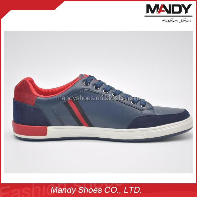 2016 fashion mens casual shoes in guangzhou
