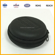 High Quality Personalized PU Hard Case Earphone Carrying Case