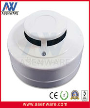 New LED smoke alarm non battery photoelectric sensor with EN54