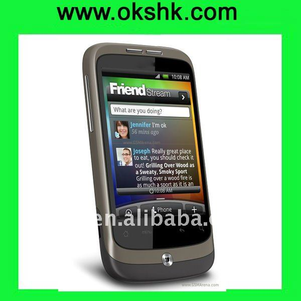 Wildfire G8 3.2 inch touch screen android smart mobile phone