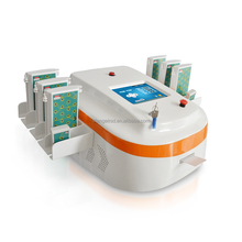 Laser diode lipolaser fast slimming / cold laser liposuction fat cutting machine / lipo laser fat lipolysis
