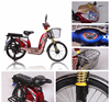 2016 latest load king electric bike with CE approval