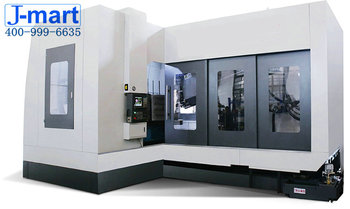 CNC deep hole drilling and milling machine