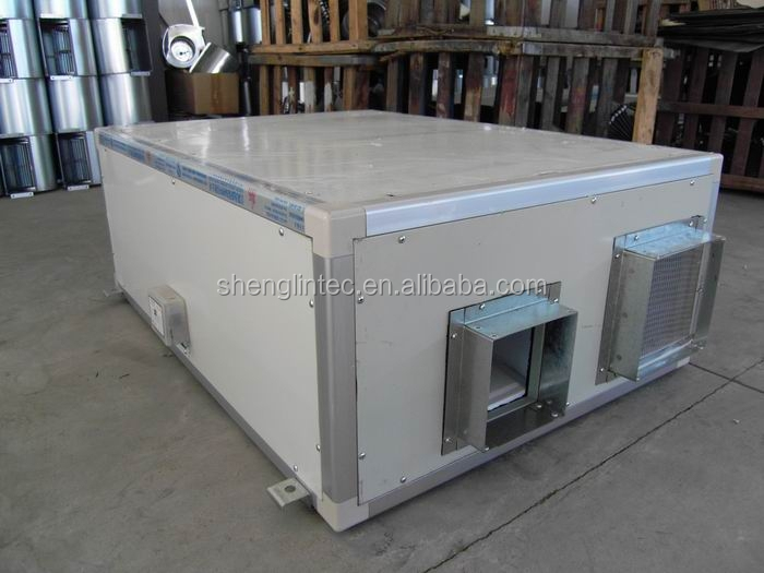SHENGLIN Shanghai air handing Units / Fresh Air Handling Units Cooling Systems