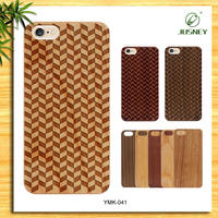 Wooden phone accessories cover for iphone 5 6 6plus 2015 high quality