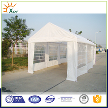 3X6M Heavy duty portable outdoor PE car garage shelter of China National Standard